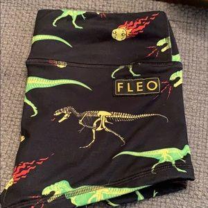 Fleo Run Tyrannosaurus Run! Size M